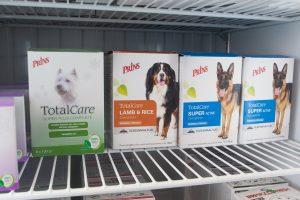 hondenvoeding-diepvries